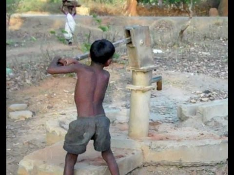 Not A Drop To Drink: Village Thirsts For New Bore Well