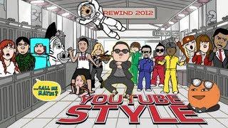 Rewind YouTube Style (Gangnam Style) 2012-2013 [HD]