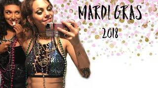 Mardi Gras, New Orleans   2018