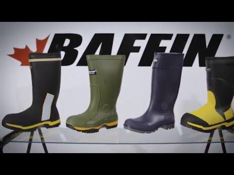 Baffin Wet Environment Industrial Footwear