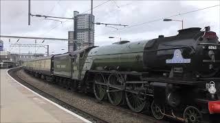 60163 Tornado,The Bard of Avon Railtour, 23rd March 2019