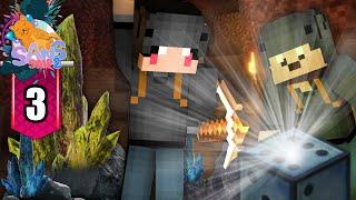 Minecraft Sans SMP S2 - Menambang Penuh Kejutan! (3)