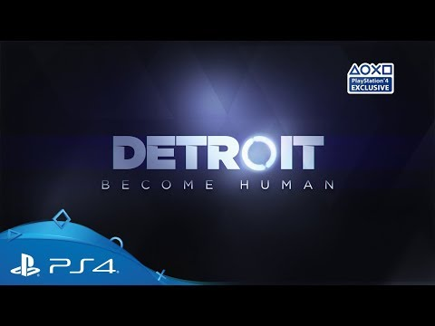 Detroit: Become Human | PS4 Games | PlayStation