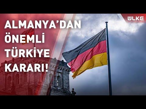 Almanya 1 Temmuz'dan sonra Türkiye'ye seyahat uyarısını kaldırıyor!