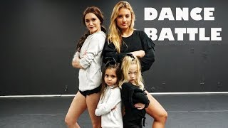 ULTIMATE BLONDES DANCE BATTLE VS. BRUNETTES!!