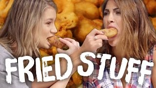 8 Life Changing Deep Fried Foods (Cheat Day)