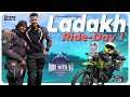 Ladakh Ride - Day 1   Hyderabad to Nagpur   Giveaway Update   Ladakh Ride 2021   Ride With VJ