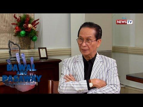 Presidential Spokesperson Salvador Panelo, nagkuwento tungkol sa kanyang personal na buhay