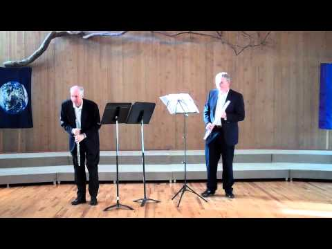 Areon Flutes Education! Areon Chamber Music Institute Performs Japanese Melodies by Gary Schocker