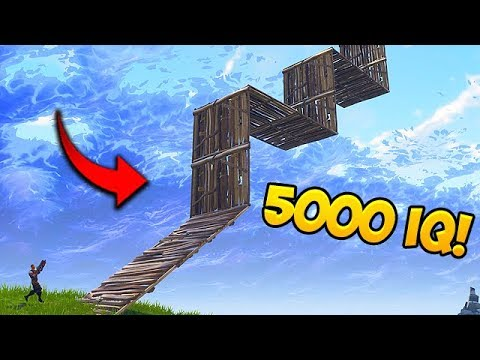 CRAZY *NEW* BUILDING TRICK! - Fortnite Funny Fails and WTF Moments! #196 (Daily Moments)