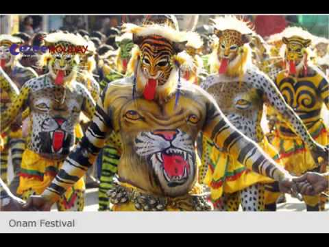 Kerala Fairs & Festivals with GoKeralaTours.com