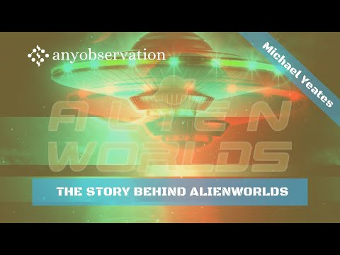 The Story behind Alienworlds on WAX | Clip full interview with Michael