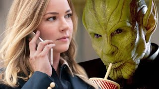 Sharon Carter A SKRULL?! SECRET INVASION Setup Falcon Winter Soldier Explained / Theory