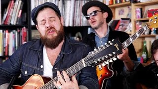 Nathaniel Rateliff & the Night Sweats: NPR Music Tiny Desk Concerts