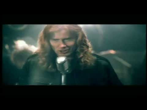 Megadeth - Moto Psycho - Official Music Video - HD