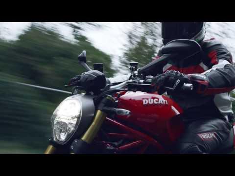 Ducati 1200 S de 2017