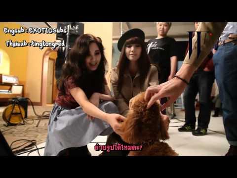 [ไทยซับ] W Live with S.M fashionistas 2 Live 3