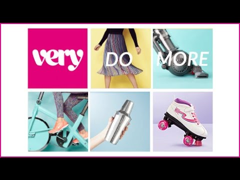 very.co.uk & Very Discount Code video: Very.co.uk - Do More Spring TV Ad