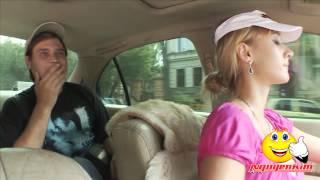 KHi Cô gái ngực khủng lái taxi các a sẽ thế nào nhỉ?