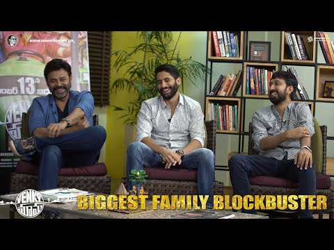 Venky Mama Team Funny Interview With Anil Ravipudi & Shiva Nirvana