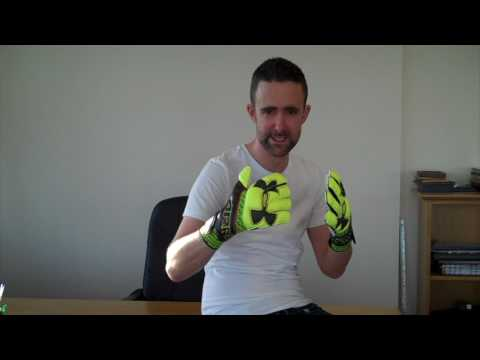 Under Armour Desafio Premier Goalkeeper Glove Video Preview