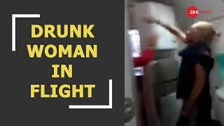 Viral: Denied booze, drunk Irish woman abuses and spits at..
