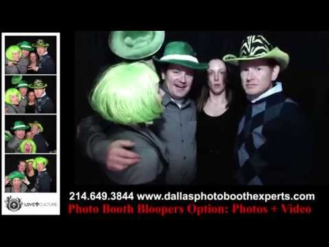 Photo Booth Bloopers feature from Dallas Photo Booth Experts