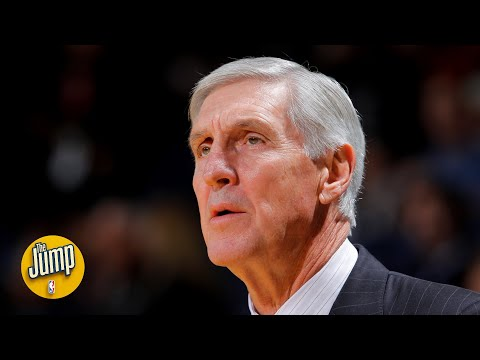 Remembering Jerry Sloan, Utah Jazz coach and Chicago Bulls All-Star | The Jump