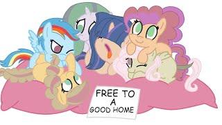 MLP Next Gen Speedpaint: Little Pony