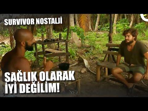 Hakan ile Hasan'ın Yüzleşmesi | Survivor Nostalji