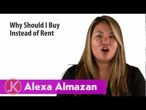 HUD FAQs: Why should I buy instead of rent?