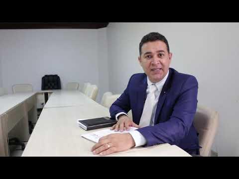 Entrevista com o vereador Marcos Lima