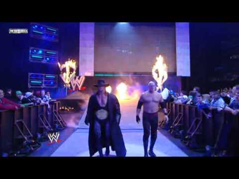 Brothers of Destruction Entrance Nov 2009