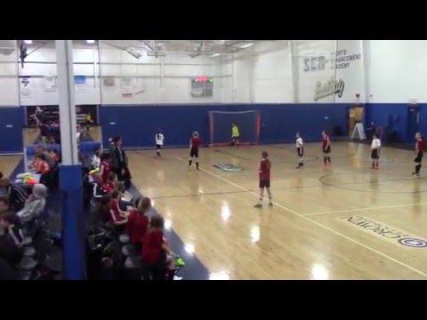 56ERS U11G Gold vs Middleton United - Cardinals (Red)