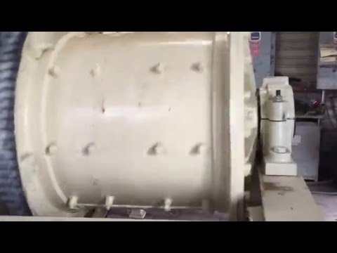 6K-53 1 Unit - VANCOUVER ENGINEERING WORKS 3' x 3' Ball Mill with 7.5 HP Motor (2 of 3)