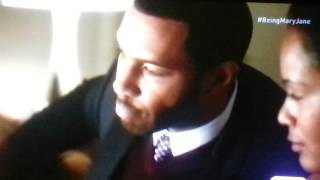 Being Mary Jane couple therapy scene