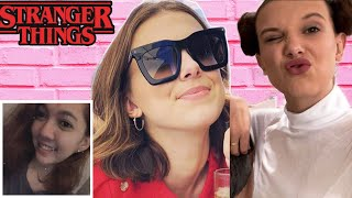 Millie Bobby Brown Raps Recap for Stranger Things S1 LYRICS