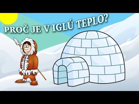 príbytky z ľadu a snehu