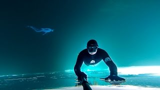 GoPro Awards : Frozen Lake Free Dive