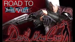 Road To DMC 5 | Devil May Cry 1 FULL GAME