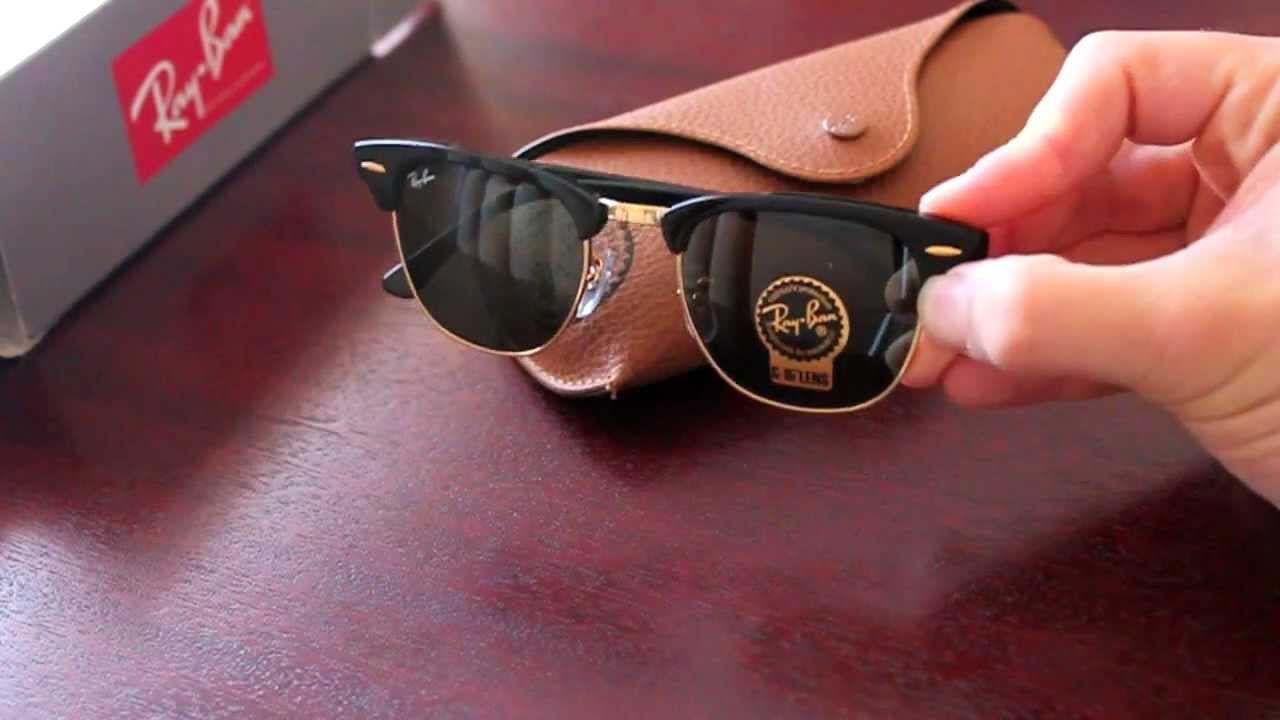 12eccd80f8 Cheap Replica Ray Ban 3016 Clubmaster | United Nations System Chief ...