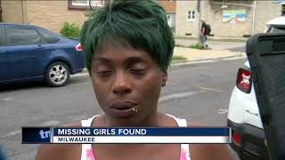 2 critically missing Milwaukee girls found safe