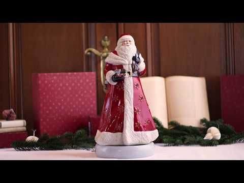 Christmas Toys Fantasy - Santa | FESTIVE CHRISTMAS IDEAS | Villeroy & Boch