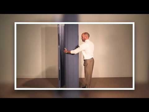 VersiPanel Acoustical Partition Wall Demonstration