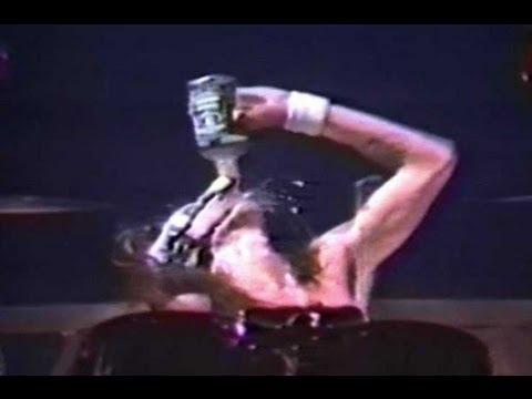 Shaved branded slave