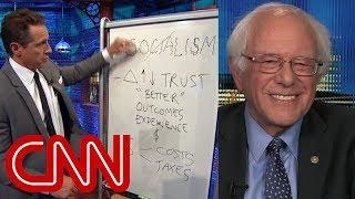 Bernie Sanders, Cuomo spar over health care