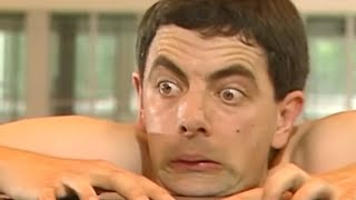 Bean's Cliff Hangers | Funny Clips | Mr Bean Official