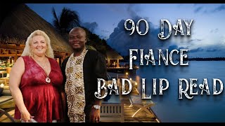 Angela and Michael: Journey So Far | 90 Day Fiancé: Happily Ever After: BAD LIP READ