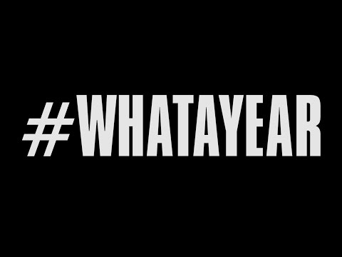 #WHATAYEAR - BIG SEAN (2015 Recap)