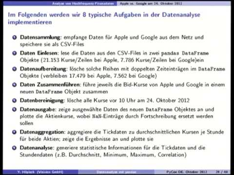 Image from Effiziente Datenanalyse mit pandas